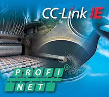 Read more about the article CC-Link IE and PROFINET Cooperation